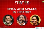 EPICS AND SPACES IN HISTORY