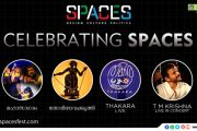 CELEBRATING SPACES