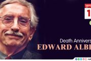 Death Anniversary of  Edward Albee