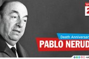 Death Anniversary of Pablo Neruda