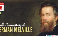 Death Anniversary of  Herman Melville