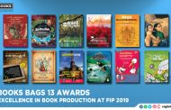 DC Books Bags 13 Awards for Excellence in Book Production at FIP 2019