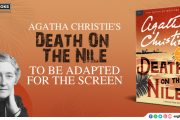 Death on the Nile by Agatha Christie to be Adapted for the Screen