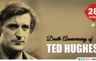 Death Anniversary of Ted Hughes