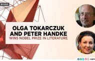Olga Tokarczuk and Peter Handke Wins Nobel Prize in Literature