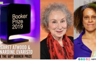 Margaret Atwood and Bernardine Evaristo share the 50th Booker Prize