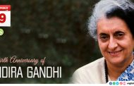 Birth Anniversary of Indira Gandhi