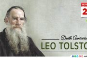 Death Anniversary of Leo Tolstoy