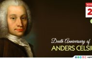 Death Anniversary of Anders Celsius