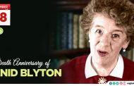 Death Anniversary of Enid Blyton