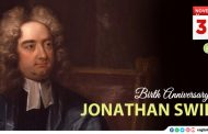 Birth Anniversary of Jonathan Swift