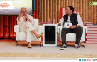 """The world of the written words will never fade away,"" Gulzar at SIBF 2019"