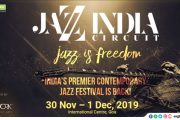 The Fourth Edition of Jazz India Circuit to Begin on November 30 in Goa
