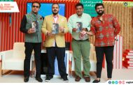 Gulshan Grover's Memoir, Bad Man Released At SIBF