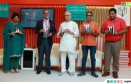 Rakhtha Vaishakhi: The Malayalam Translation of Khooni Vaishakhi released at Sharjah International Book Fair