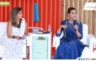 Closer to Heart: Lisa Ray about her memoir Close to the Bone at Sharjah International Book Fair