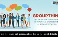 Word of the Day: groupthink
