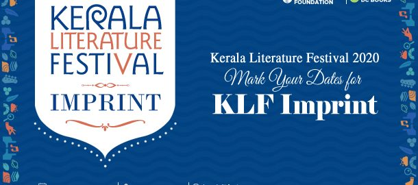 Mark Your Dates for Kerala Literature Festival IMPRINT