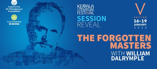 KLF 2020: The Forgotten Masters with William Dalrymple