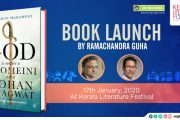 Book Launch of God is neither a Khomeni nor a Mohan Bhagwat by Shajahan Madampat