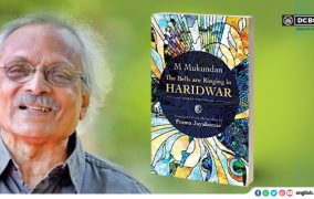 Bells Are Ringing in Haridwar by M Mukundan