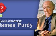 DEATH ANNIVERSARY OF JAMES PURDY