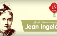 Birth Anniversary of Jean Ingelow
