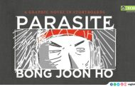'Parasite' soon to be a Graphic Novel