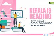 Kerala is Reading: Over 1.5 lakh e-book downloads in 48 hours