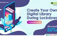 Create Your Own Digital Library During Lockdown