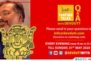 Q&A ON TEATME TALES WITH DEVDUTT