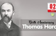 Birth Anniversary of Thomas Hardy