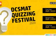Participate in the DCSMAT Quizzing Festival