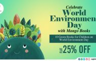 10 Green Books for Children on World Environment Day
