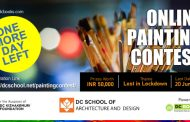 Online Painting Competition: One more day to send in your entries