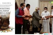 Pinarayi Vijayan releases Revisiting Malabar Rebellion 1921 by Dr. K.T Jaleel