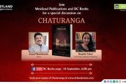 Chaturanga: Join the book discussion with Anand Neelakantan