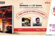 Manu S Pillai in conversation with Unni R: Book Discussion on The Cock is the Culprit