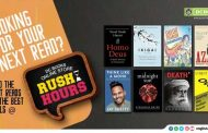 Find Your Next Read at the Best Deal at the DC Books Onlinestore Rush Hours