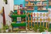 Books take the centre stage in this kolu