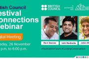 Festival Connections: British Council's Annual Webinar to be held today