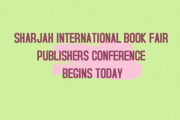 Sharjah International Book Fair Publishers Conference Begins Today