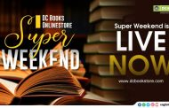 Good news for bookworms: DC Books Super weekend sale