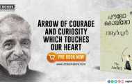 """Arrow of courage and curiosity which touches our heart"" Pre-book your copies of 'The Archer' now!!!"