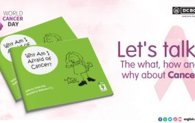 Let's talk- The what, how and why about Cancer